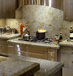 Click to view Stockett Tile and Granite's Kitchens work